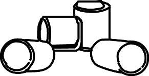 Distilling Column Packing, Raschig Rings