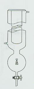 Dry Ice Condenser-Trap, with Reservoir